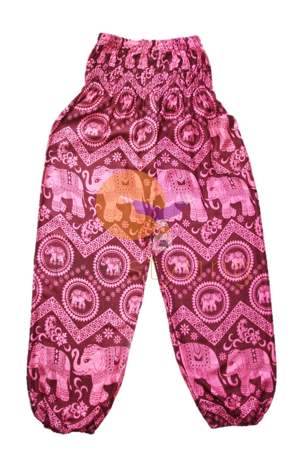 Amazingly comfortabe Pink lover elephant yoga pants