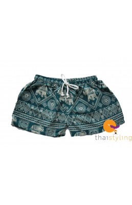 Short summer elephant turquoise - amazingly comfortable