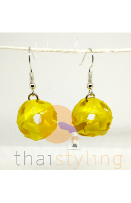 Yellow TAKRAW Earrings