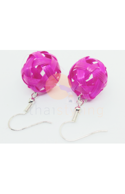 Pink TAKRAW Earrings
